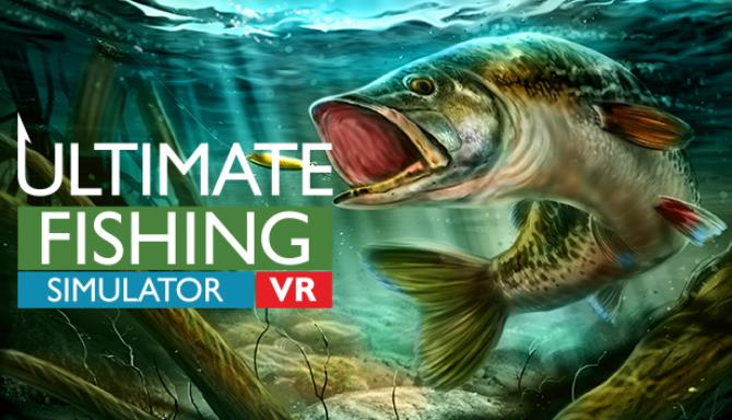 Ultimate Fishing Simulator VR Free Download (v2.20.5.491 & DLC)