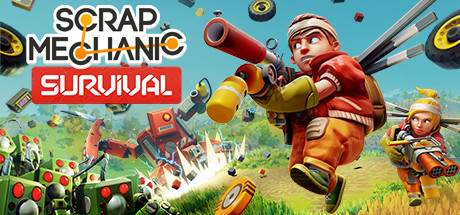 Scrap Mechanic Survival Free Download 0.4.8 +Multiplayer
