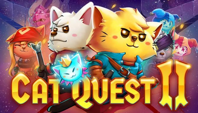 Cat Quest II Free Download (v1.5.40.2)