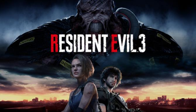 Resident Evil 3 Free Download