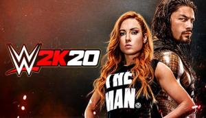 WWE 2K20 Free Download (v1.08 & ALL DLC)
