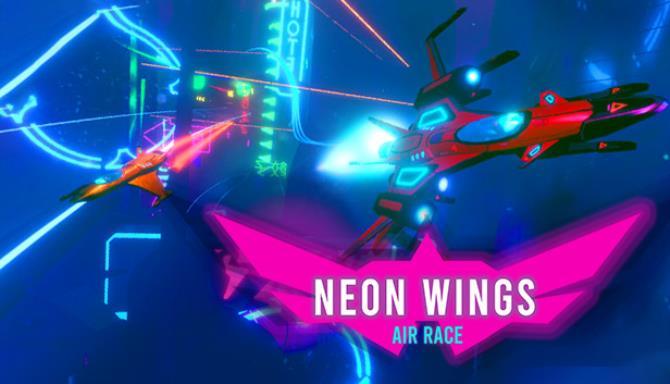 Neon Wings: Air Race Free Download
