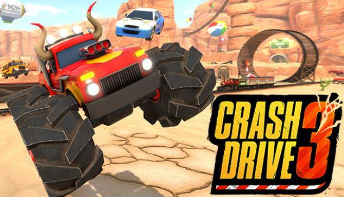 You are currently viewing Crash Drive 3 Free Download