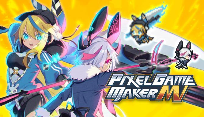 You are currently viewing Pixel Game Maker MV Free Download