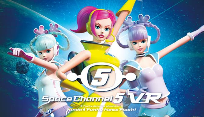 You are currently viewing Space Channel 5 VR Kinda Funky News Flash! Free Download