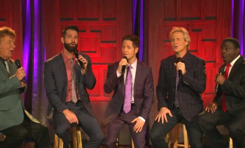 Gaither Vocal Band, Two Prayers Father Dear.