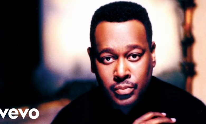 Dance With My Father – Luther Vandross
