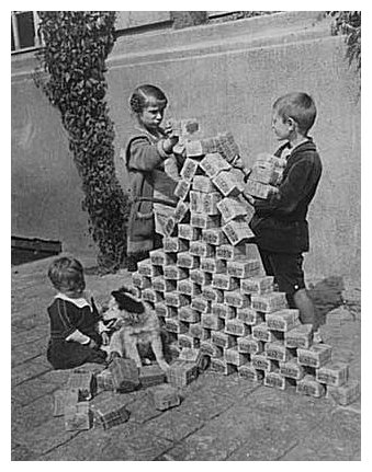 Image result for interwar period germany hyperinflation