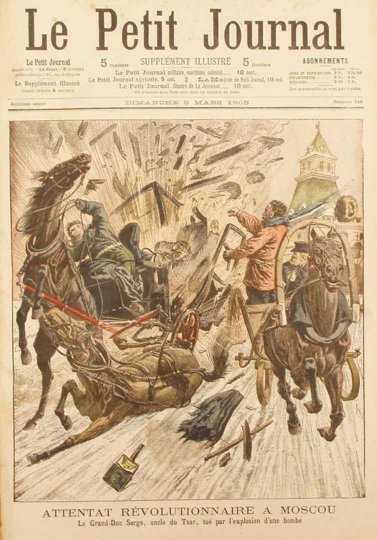Russian Revolution Graphics