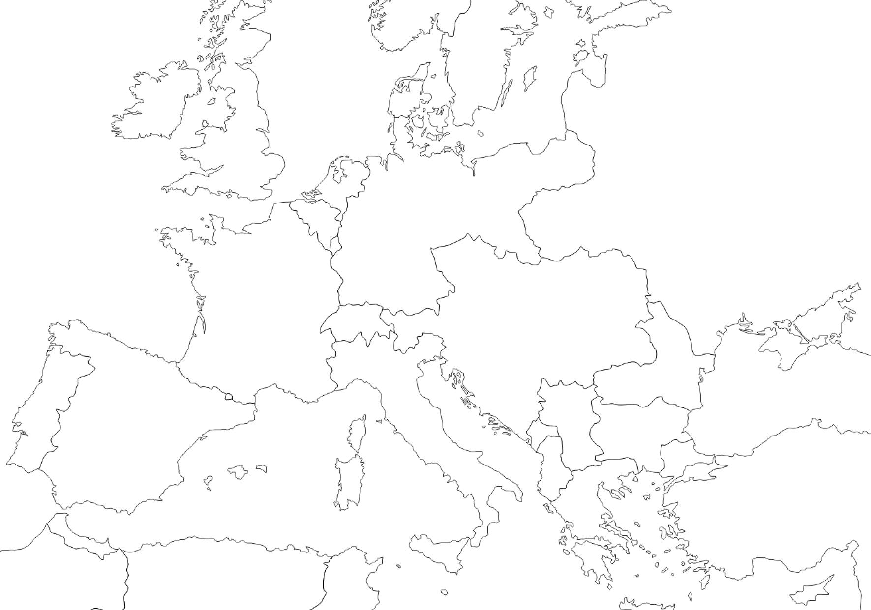 World War I Maps