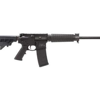 Smith and Wesson M&P15 300 Whisper Black .300 Whisper 16-inch 30Rds