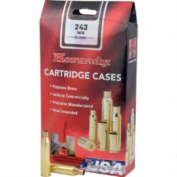 .243 Winchester - Hornady Cases