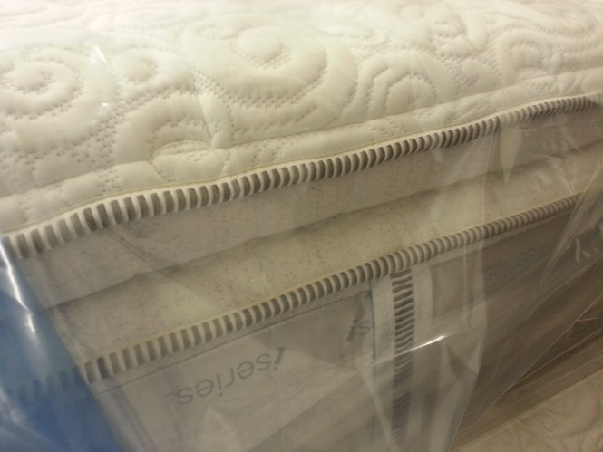 Serta Iseries Pillow Top Twin Xl Mattress