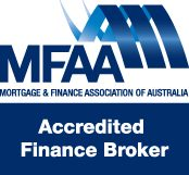 We Are MFAA Accredited Finance Broker