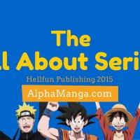 The All About Series - Manga, anime and Mangaka