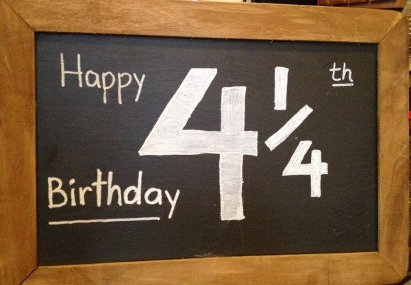 Celebrating The Non Leap Year Birthday Alpha Mom