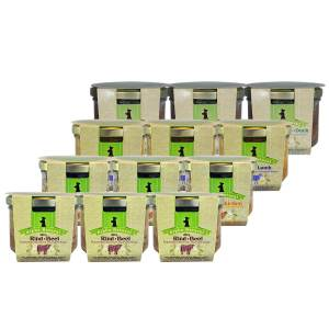 mix-12er-sparpaket-200g-getreidefreies-purinarmes-glutenfreies-hundefutter-glas-rind-lamm-huhn-ente-alpha-natural