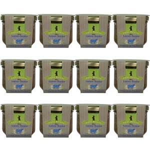 weide-lamm-senior-200g-12er-sparpaket-getreidefreies-purinarmes-glutenfreies-hundefutter-glas-muskelfleisch-schwarzwurzel-kartoffel-birne-hagebutte-papaya-alpha-natural
