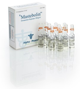 Mastebolin by Alpha Pharma