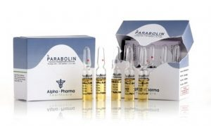 Parabolin by Alpha Pharma