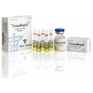 TrenaRapid by Alpha Pharma