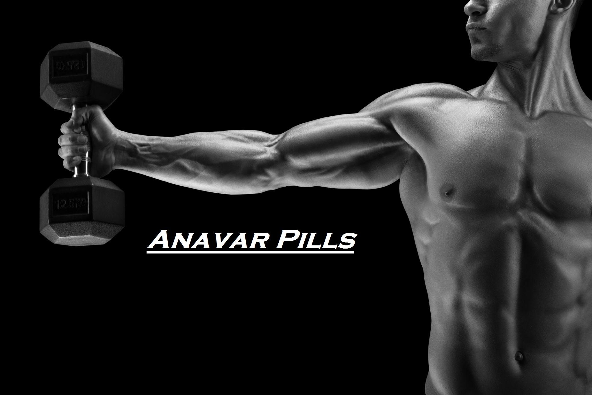 Anavar-pills