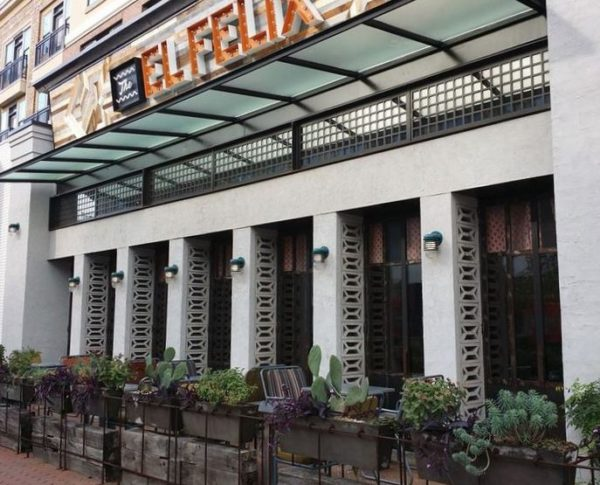 Avalon Restaurant Outdoor Seating El Felix