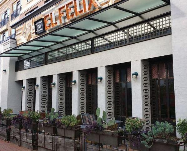 Avalon Restaurant Outdoor Seating El Felix