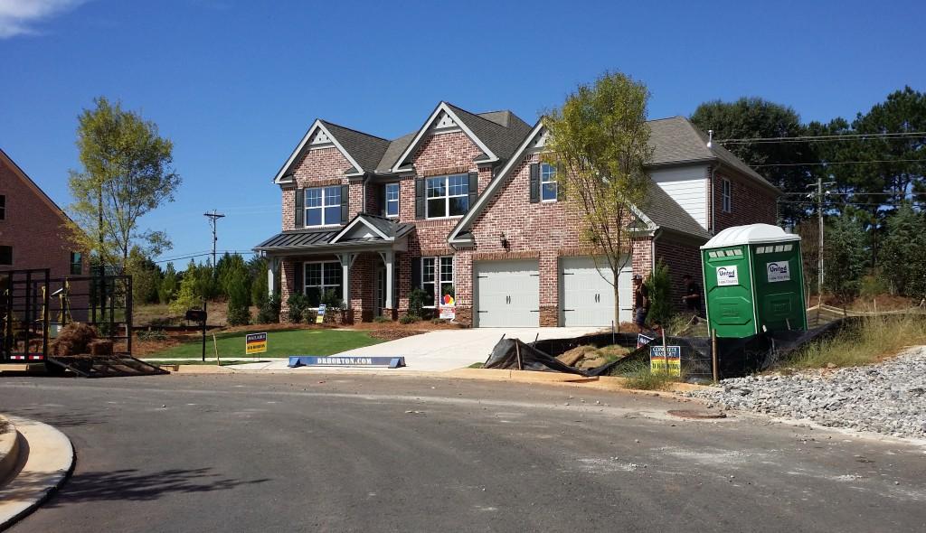 New Homes Windward Alpharetta