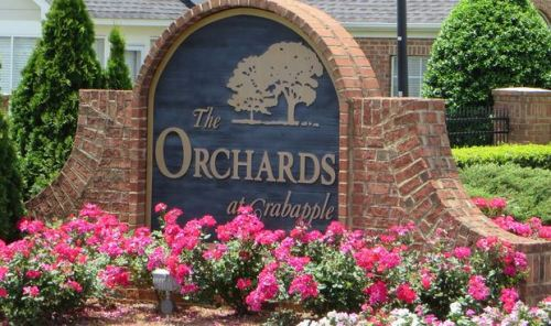 The Orchards At Crabapple