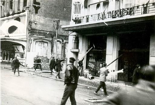 grèves de 60