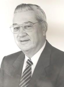Gaston Paque (1925-2016)