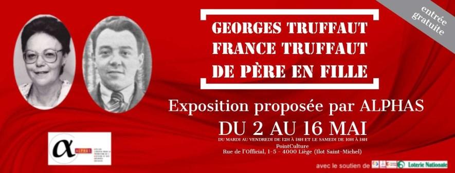 Exposition Truffaut mai 2018