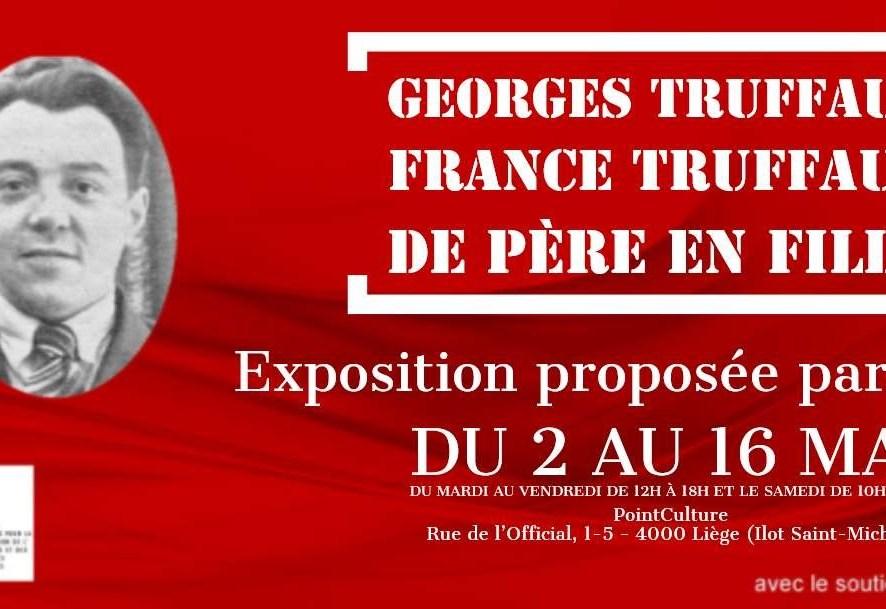 Exposition « Georges et France Truffaut : de père en fille », vernissage et conférences