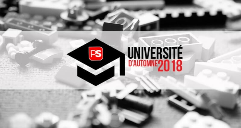 Université d'automne 2018