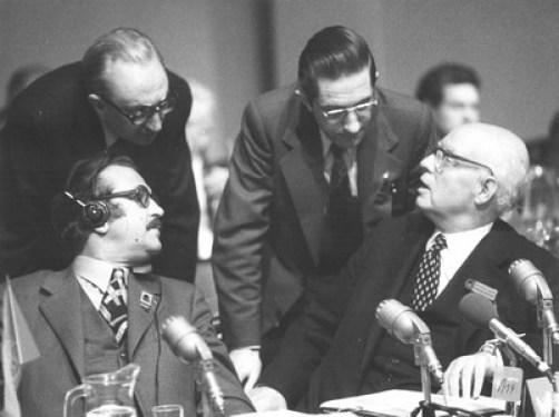 Cools congrès 1974