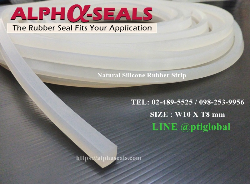 ซิลิโคน Rubber Strips 10 X 8 mm.JPG
