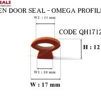 ซีลตู้อบทนความร้อน 315 C Omega profiles