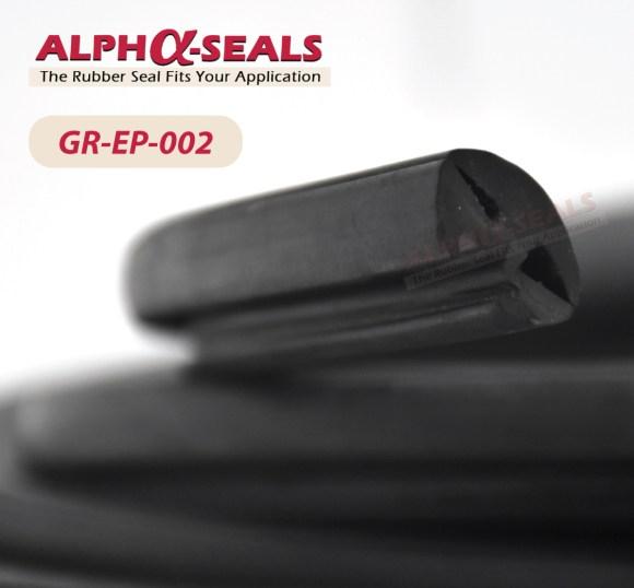 Glazing Rubber Seals - GP-EP-002-02