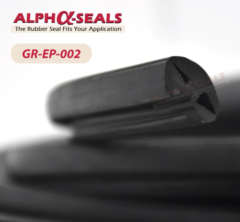 Glazing Rubber Seals - GP-EP-002-02