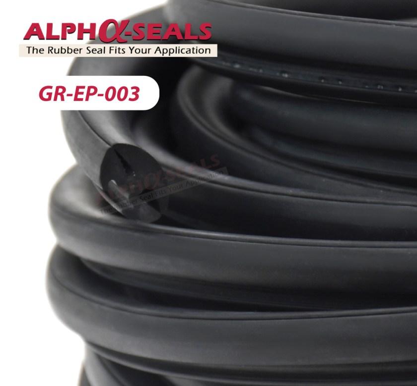 Glazing Rubber Seals - GP-EP-003-02