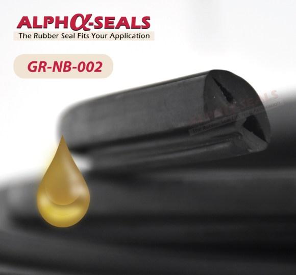 Glazing Rubber Seals - GP-NB-002-02