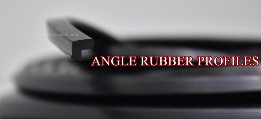 ซีลยาง Angle Rubber Profiles