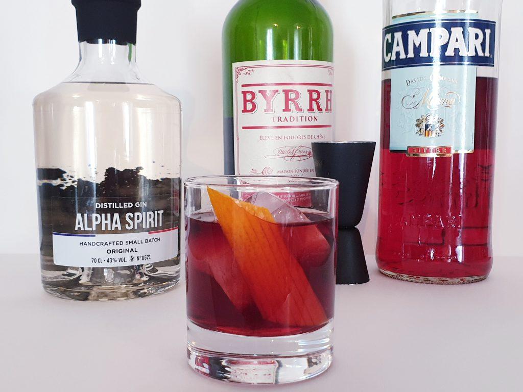 negroni - Gin Vermouth Campari