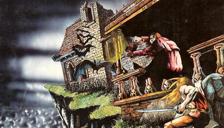 Classic Adventures: Converting Sinister Secret of Saltmarsh