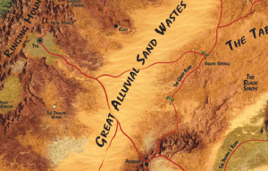 Athas Altaruk Map