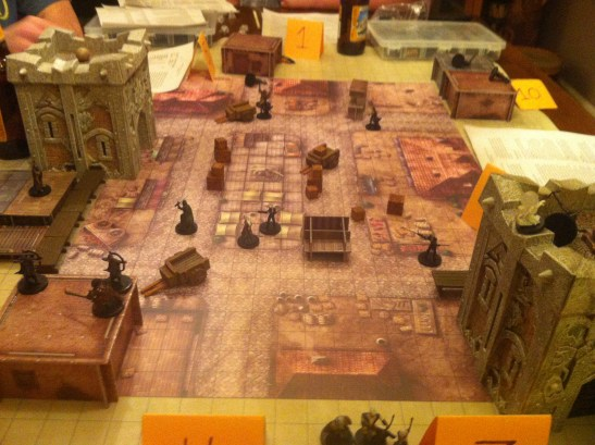 Our playtest of the opening scene for Murder in Baldur's Gate.