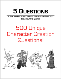 5 Questions 168594
