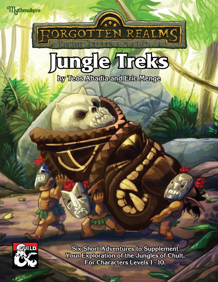 Tomb of Annihilation comes alive with Jungle Treks