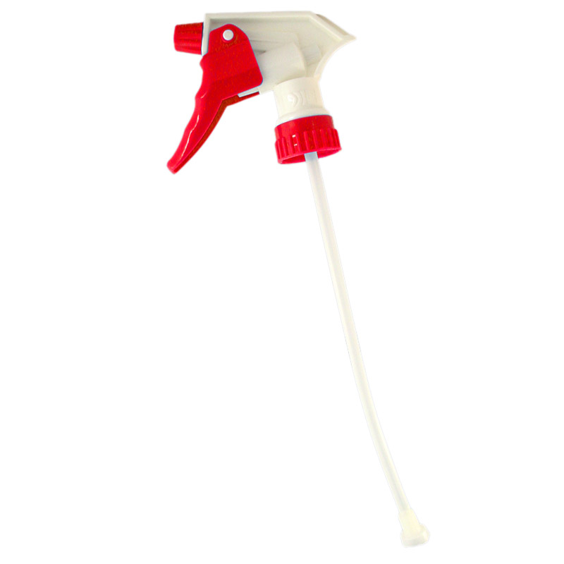 Red Spray Tops For Alpha Tech Pet Inc Products